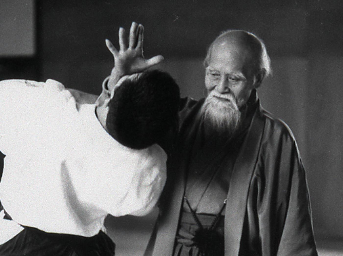 morihei-ueshiba-aikido-aikikai-almeria